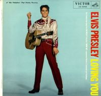 Elvis Presley - Japan - Loving You (LS 5048) Original 1957 Issue - Ex/Ex